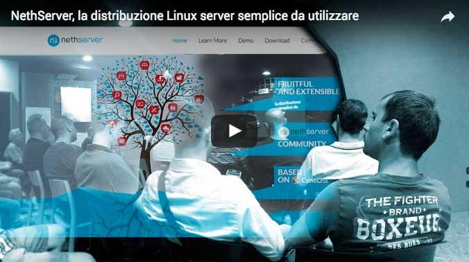 NethServer, La Distribuzione Linux Server Semplice Da Utilizzare