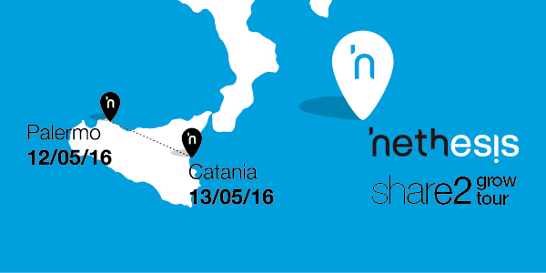 Nethesis Share2grow tour Sicilia