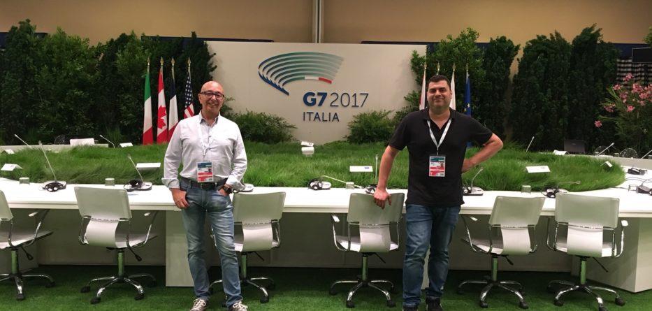 Il G7 Sceglie Una Tecnologia Italiana Di Nethesis Per La Cybersecurity