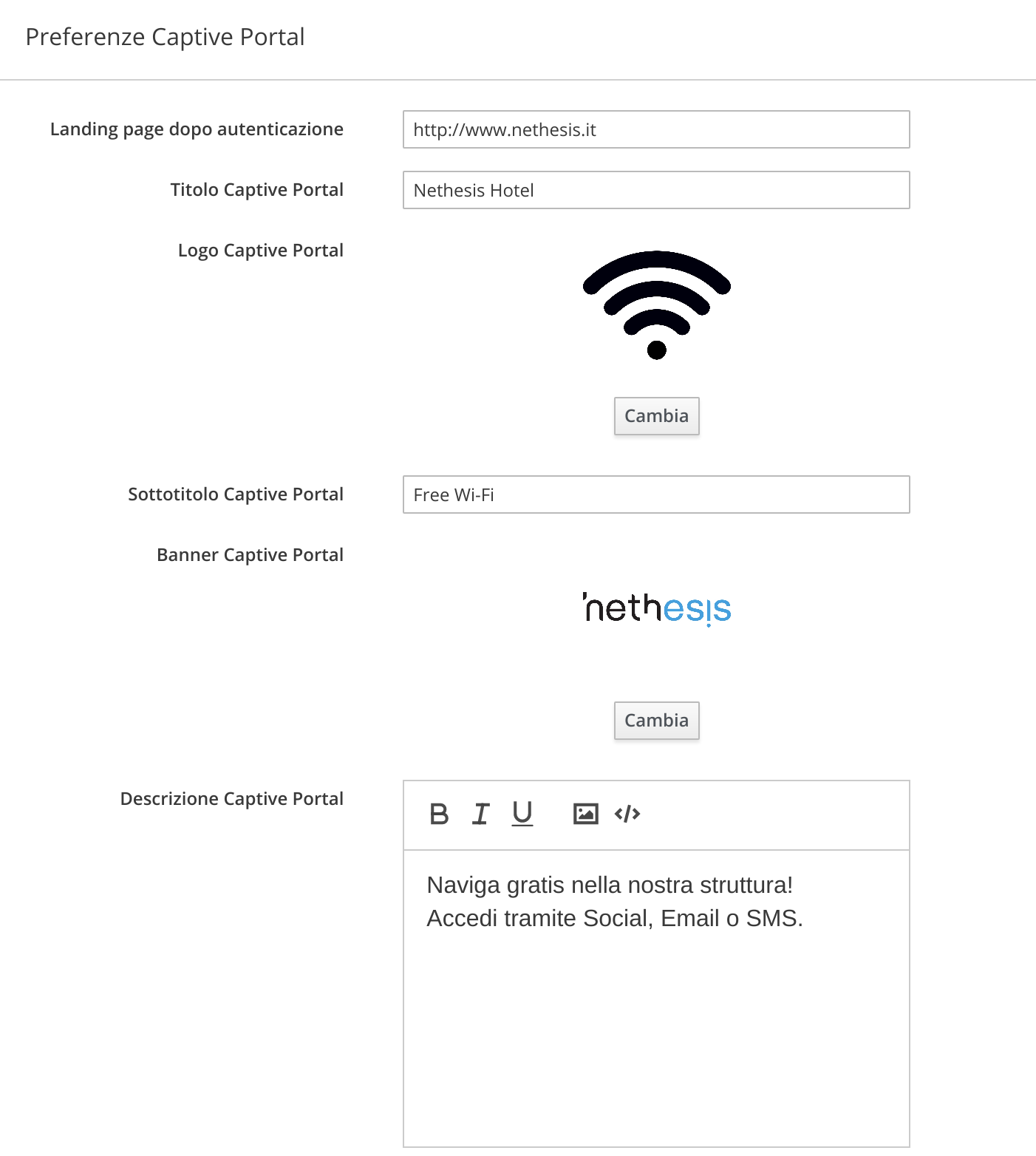 captive portal thesis Study of performance of security protocols  a thesis report submitted in partial fulfillment of  service gateway or captive portal to secure paid access – a .